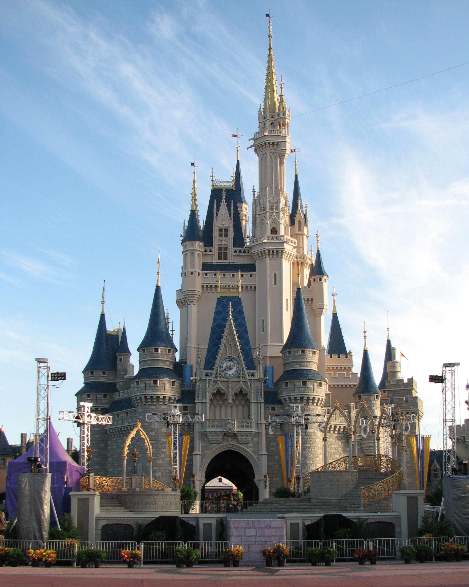 Cinderella_Castle