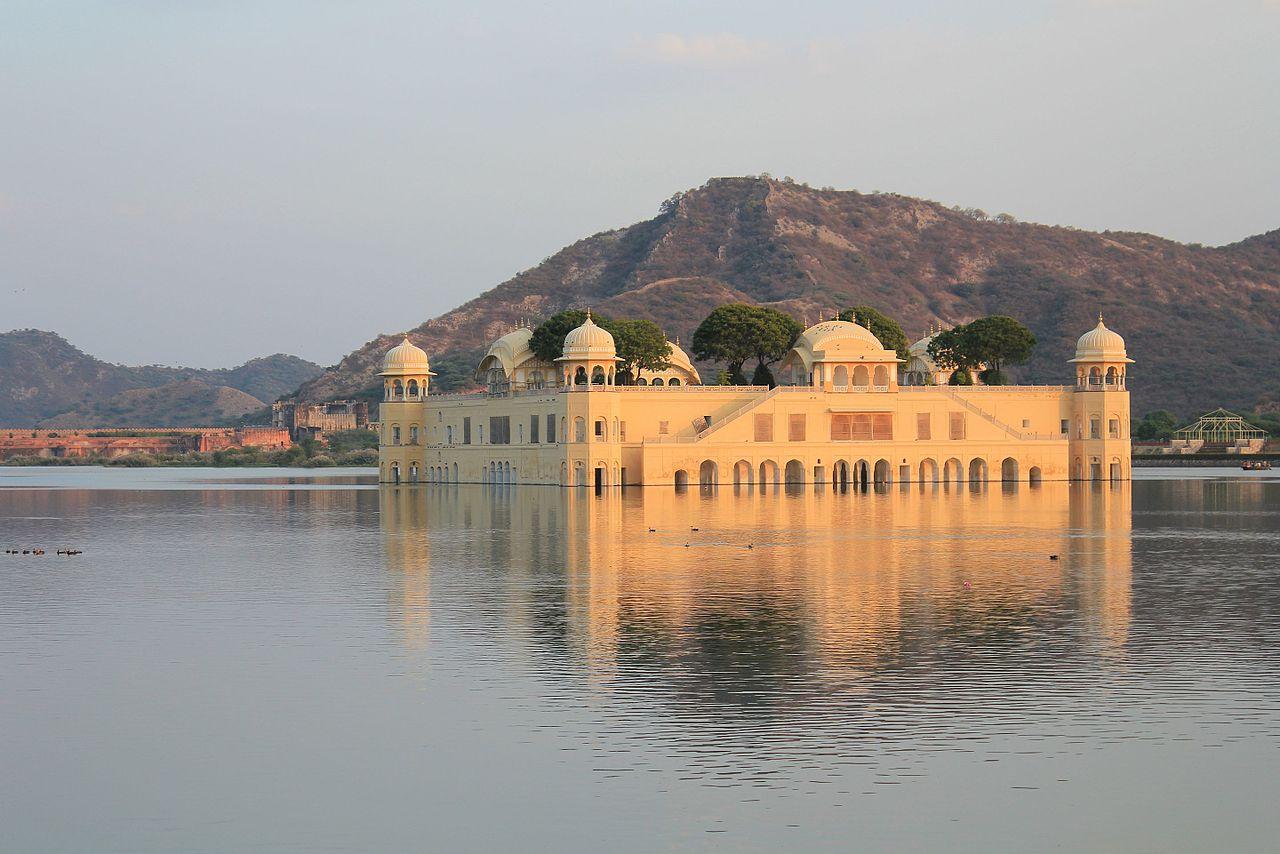 Jaipur,_Jal_Mahal